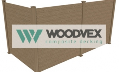 Модульные заборы ДПК WOODVEX (Вудвекс)