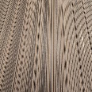 Террасная доска ДПК Коттедж Венге-07, 3м