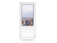 Балконная дверь 850х2100