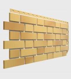 Фасадные панели Docker FLEMISH Желтый жженый