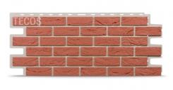 Фасадные панели ImaBeL Кирпич 610 Терракотовый