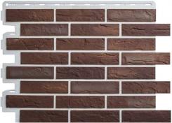 Фасадные панели Кирпич Рижский (01)