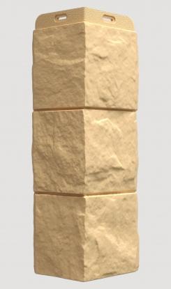 Углы к фасадным панелям Docke FELS Слоновая кость